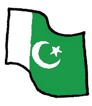 Index vlag pakistan