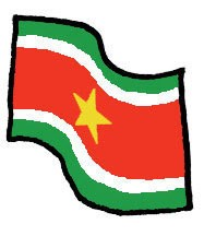 Index vlag suriname