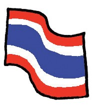 Index vlag thailand