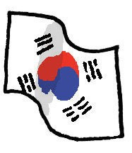 Index vlag z korea