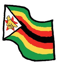 Index vlag zimbabwe