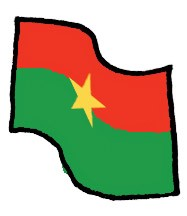 Index vlag burkina fasso