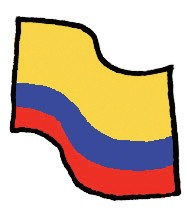 Index vlag colombia