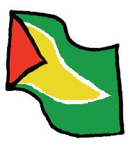 Index vlag guyana