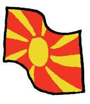 Index vlag macedonie
