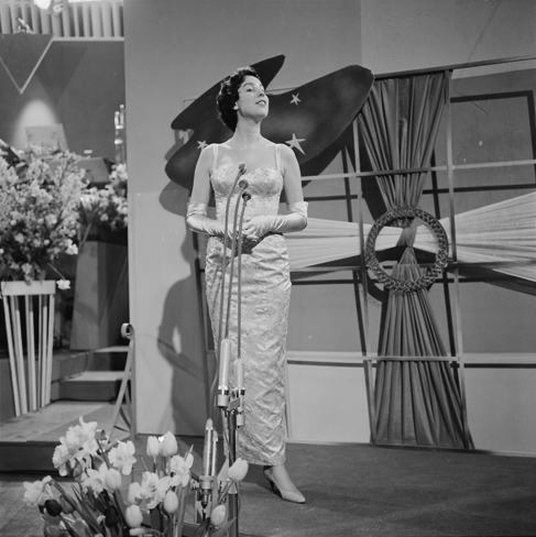 Medium eurovision song contest 1958   corry brokken