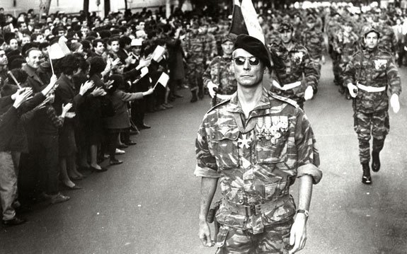 Medium film the battle of algiers