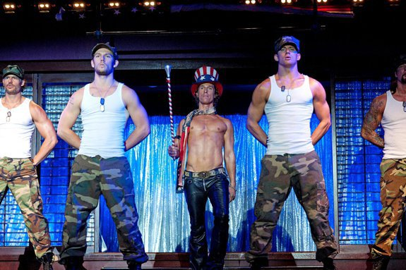 Medium film magic mike