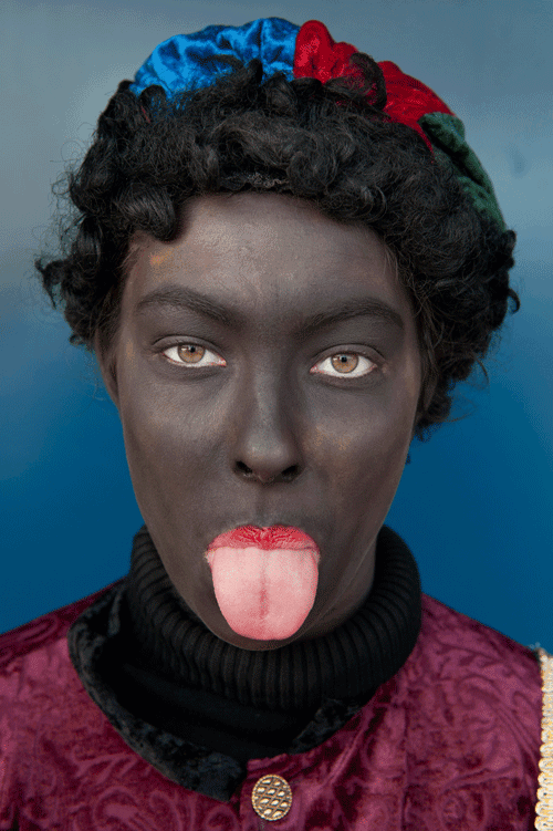 Medium zwartepiet