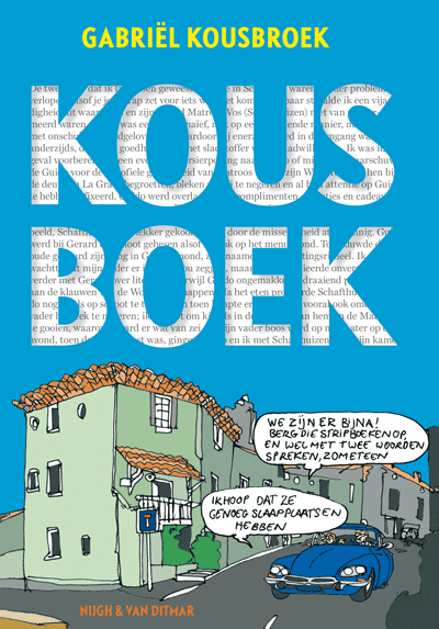 Medium kousboek