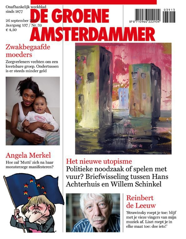Een echt meisje - De Groene Amsterdammer