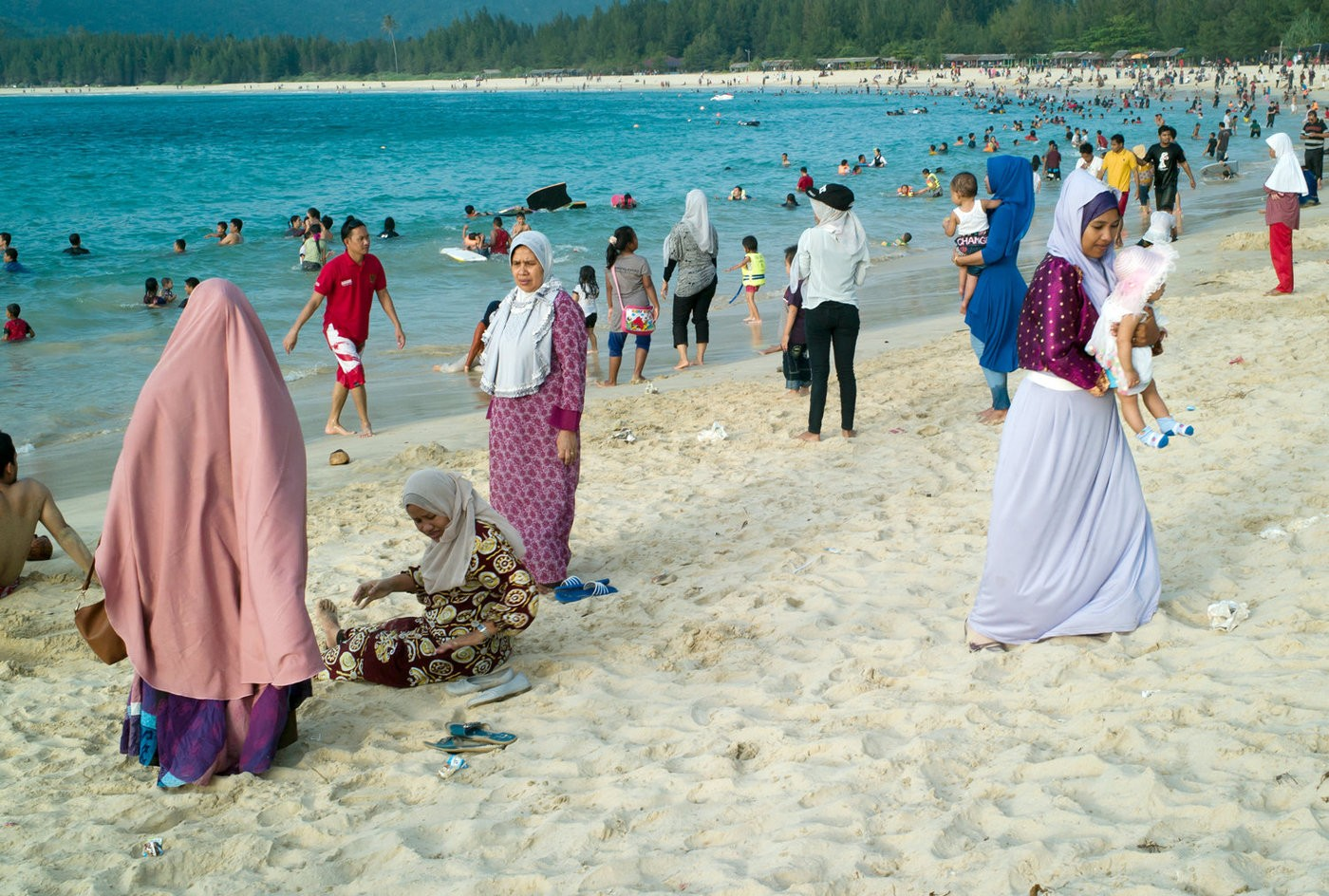 Medium banda aceh strand
