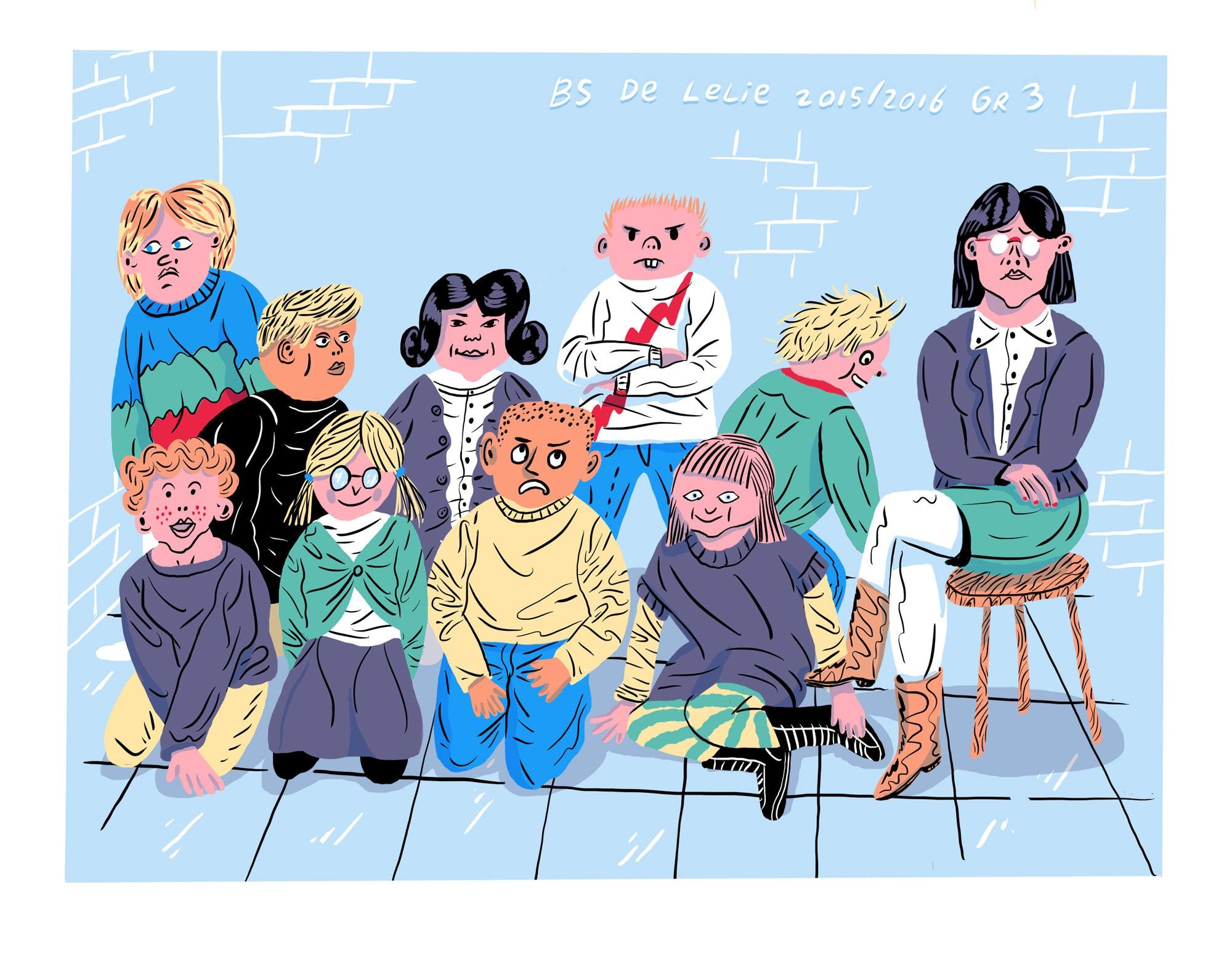 ea44370f96b Op de school van Gijs (10) zijn ze ervan overtuigd dat hij autistisch is en  van school af moet. Maar zijn vader, Roeland van Hoof, gelooft er niets van.