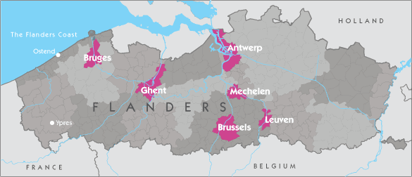 Medium flanders map
