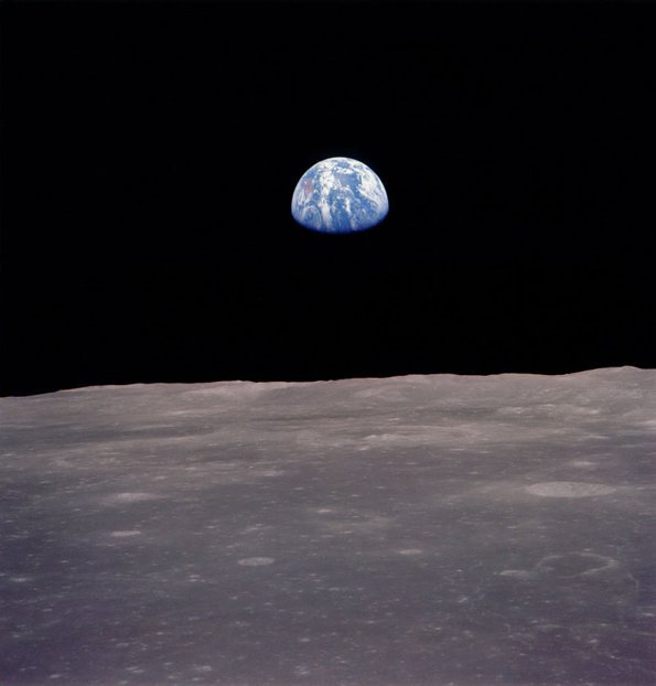 Medium earthrise