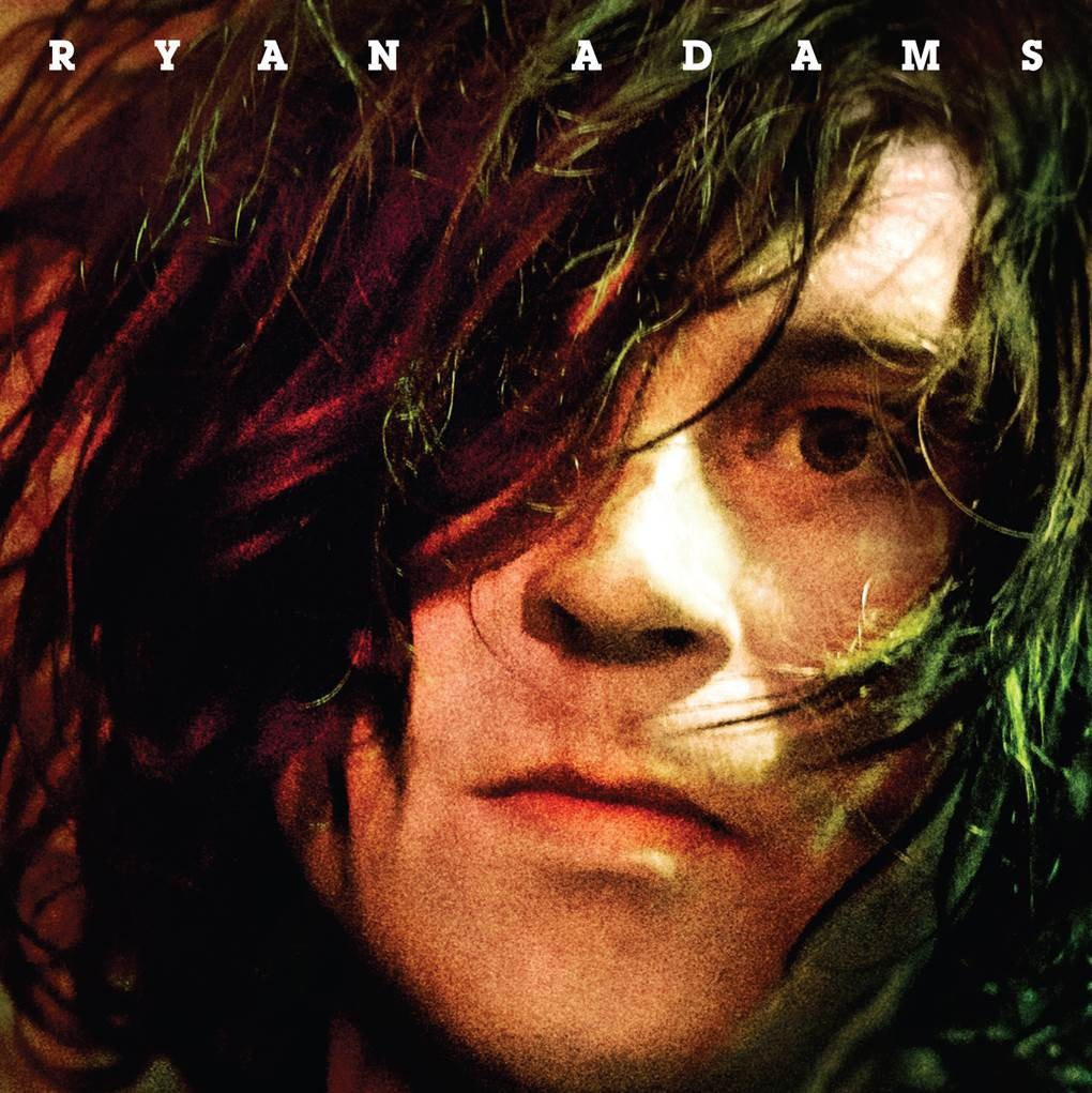 Medium ryan adams self titled album cover