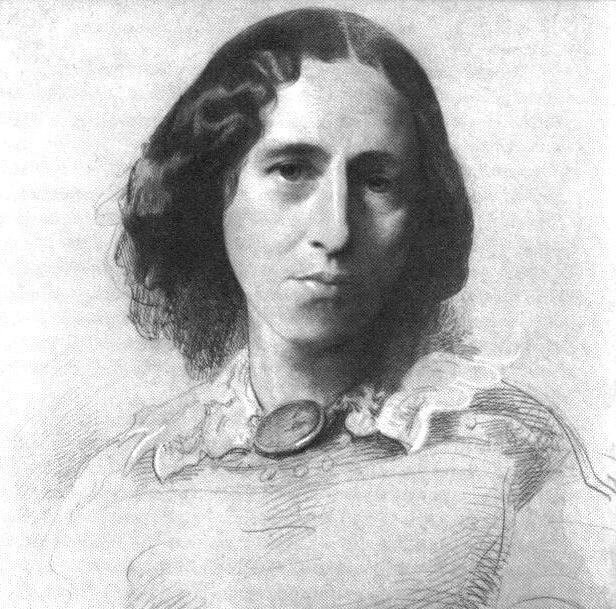 Medium george eliot by samuel laurence