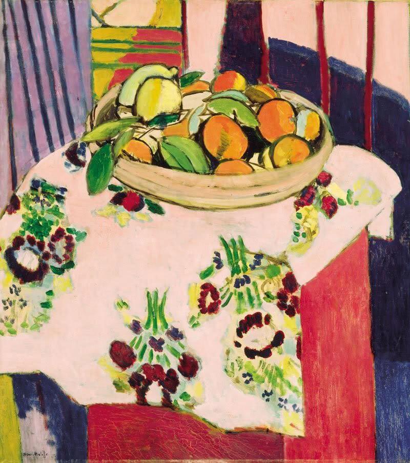 Beste De vijf beste van Matisse volgens Bart Rutten – De Groene Amsterdammer NL-47