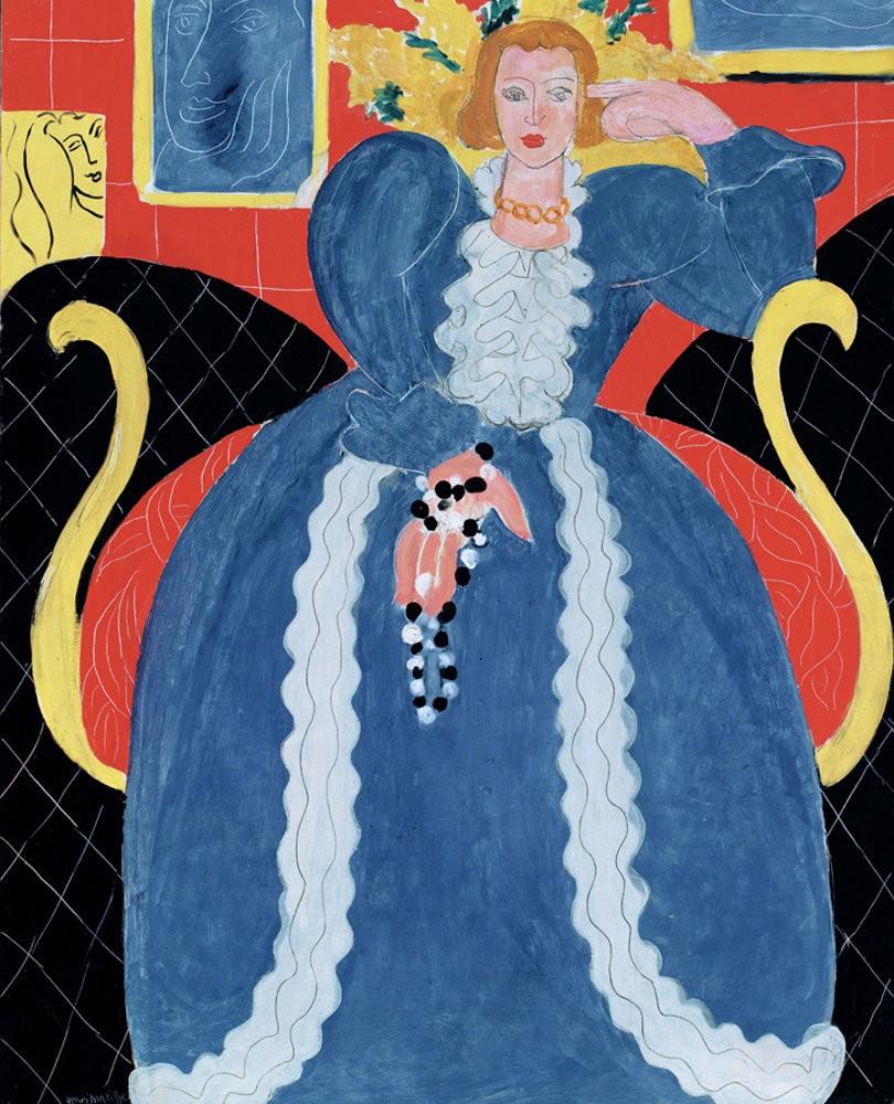 Verwonderlijk De vijf beste van Matisse volgens Bart Rutten – De Groene Amsterdammer ER-16