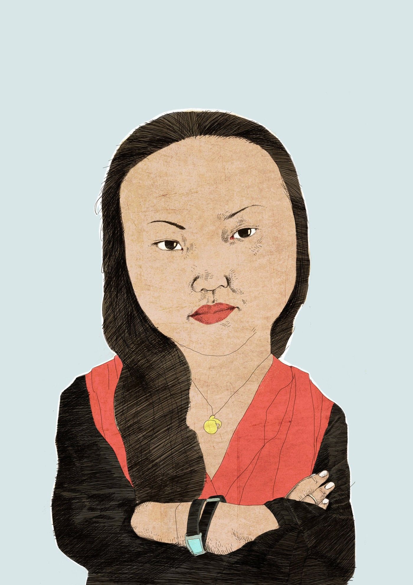 Medium hanya yanagihara color 1