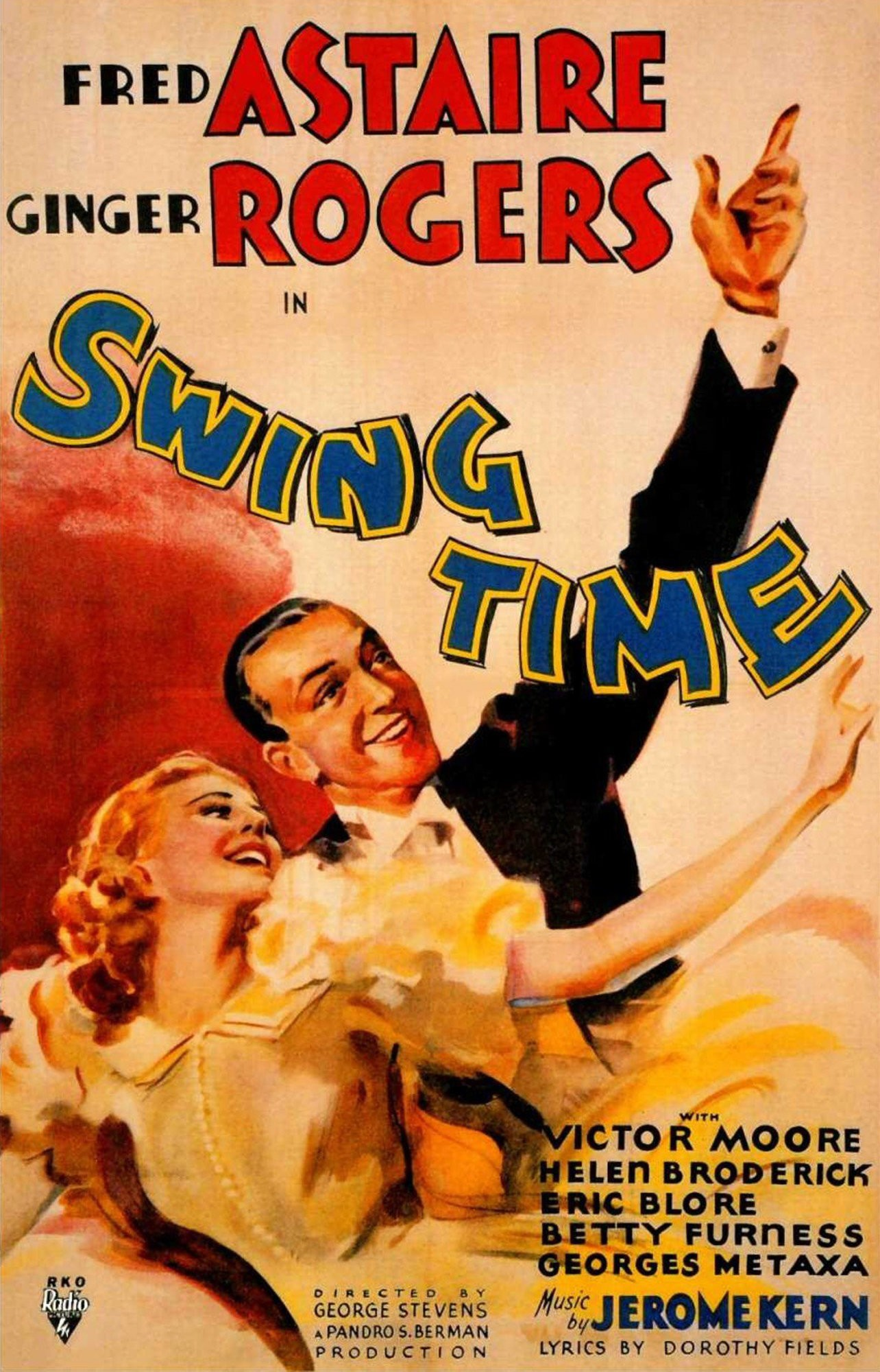 Large swingtime