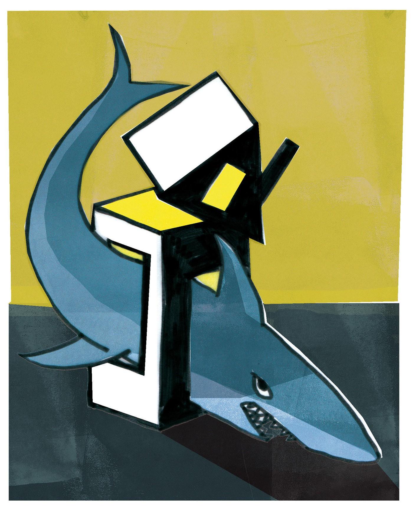 Medium haai huis2