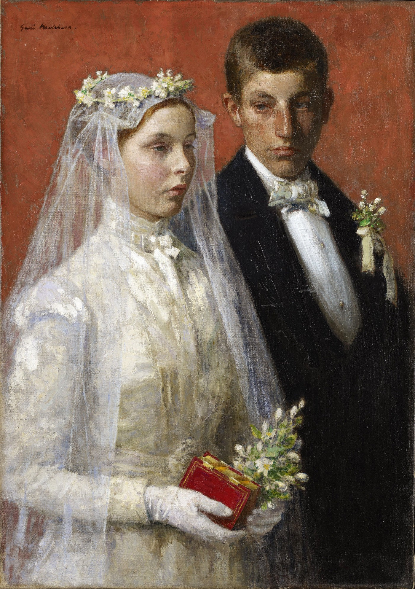 Medium gari melchers   marriage