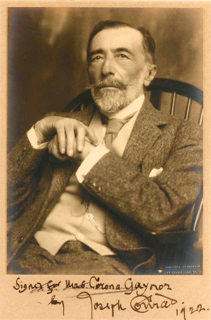 Small joseph conrad photo