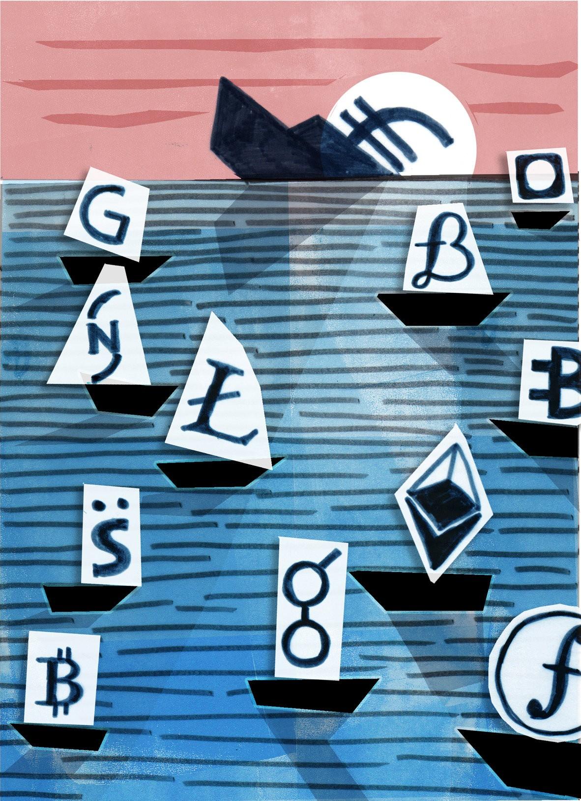 'Als een cryptobeurs omvalt, kun je fluiten naar je bitcoins'