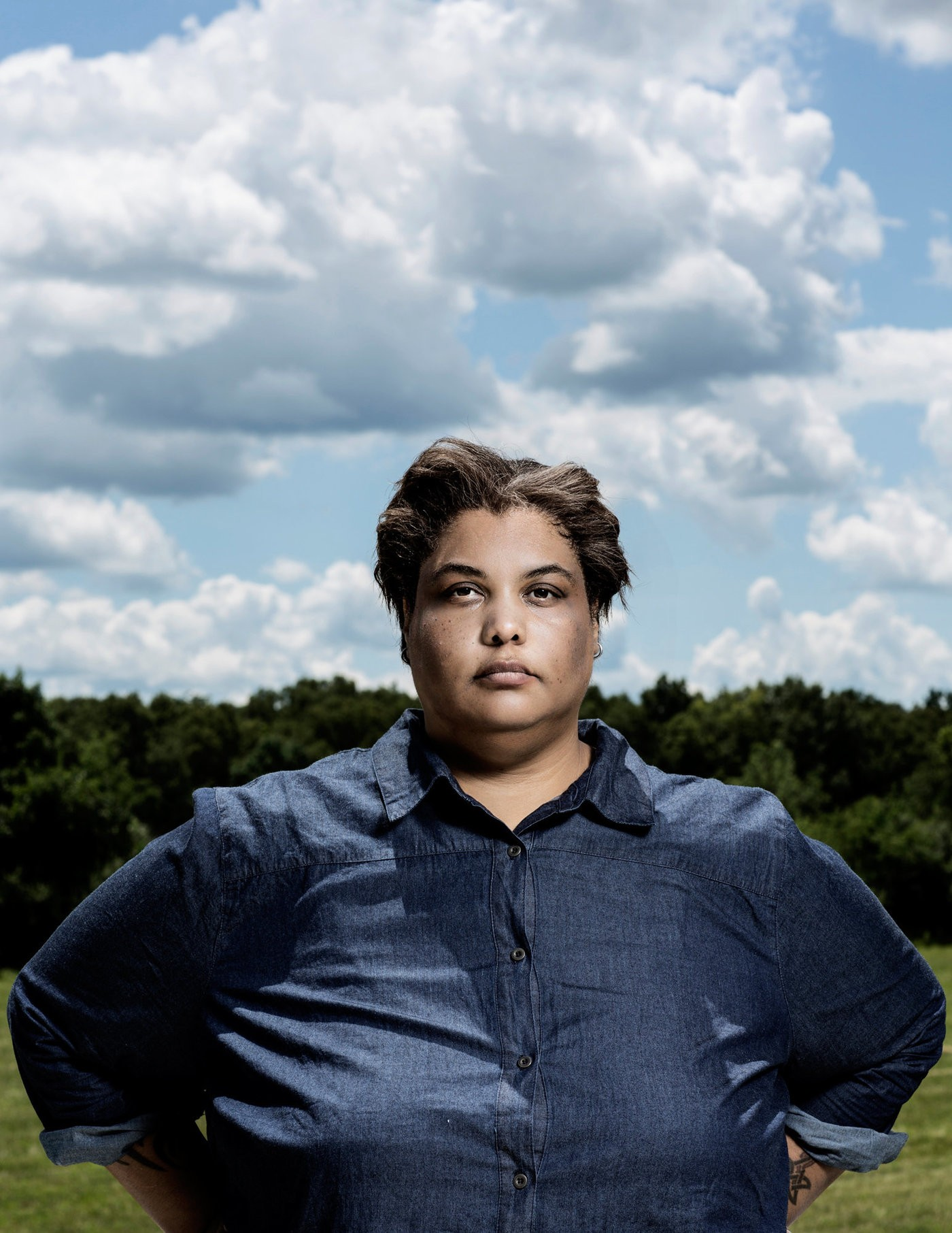 Medium roxane gay
