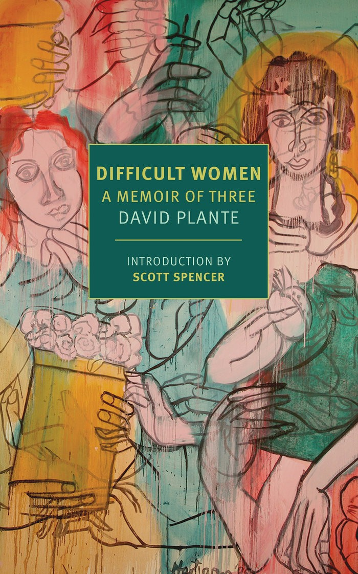 Small difficult women by david plante