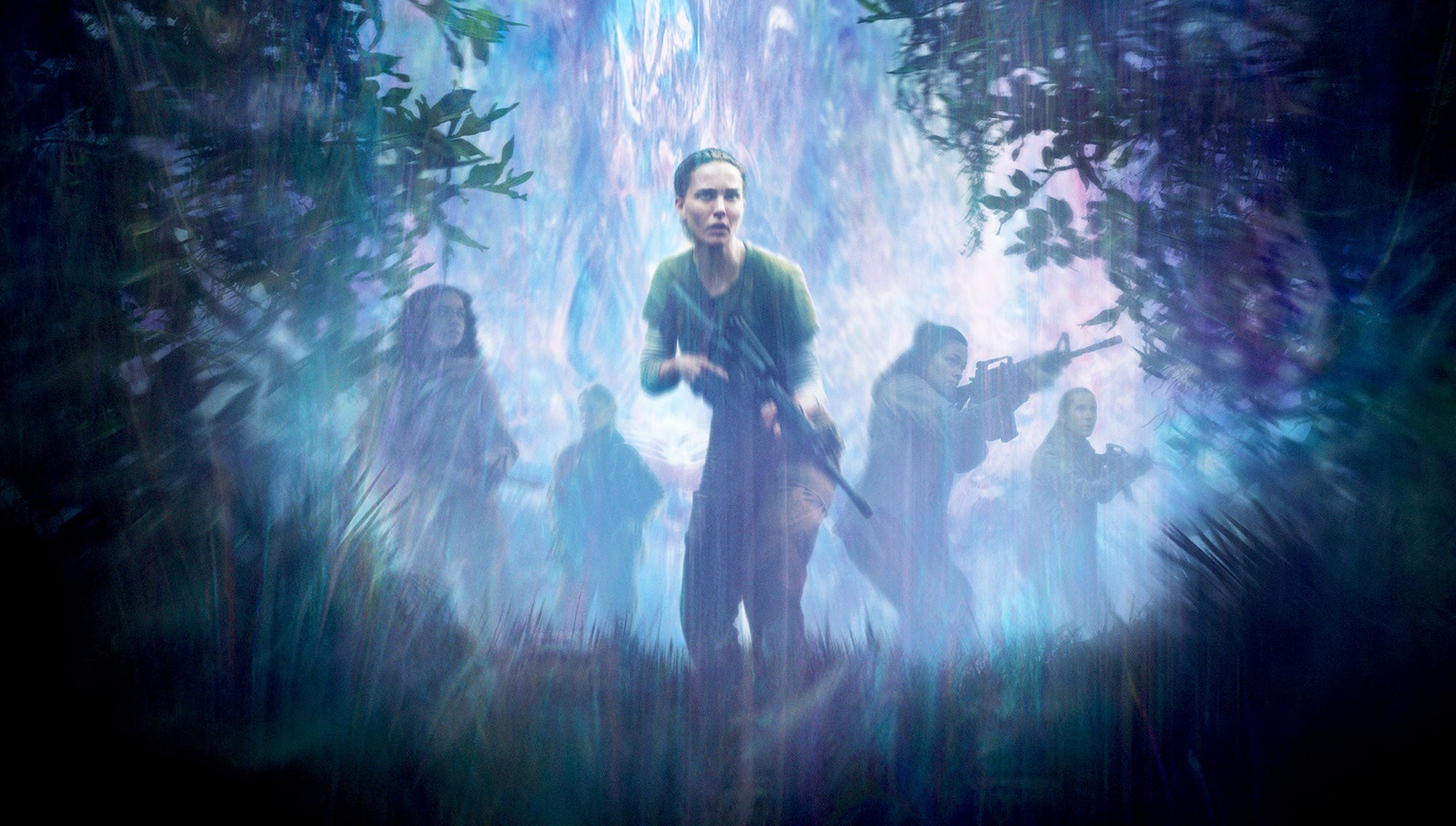 Large annihilation 2018 movie 5u