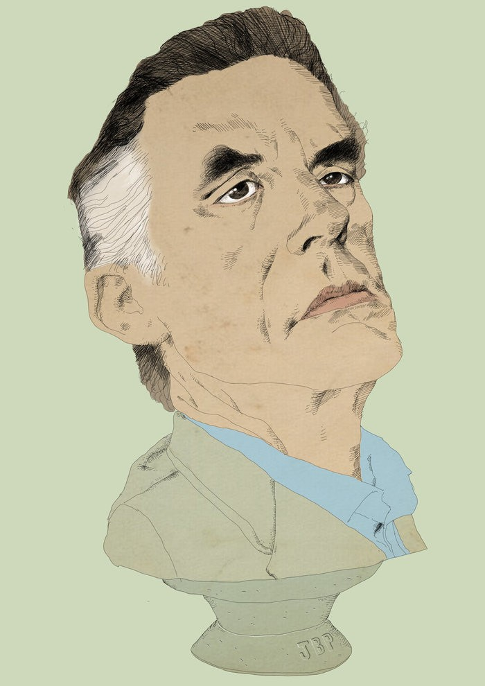 Small jordan b peterson color