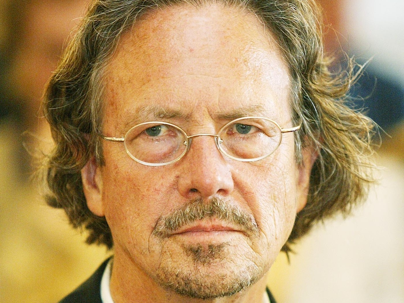 Nobelprijs Voor Peter Handke Waar Naïviteit Omslaat In