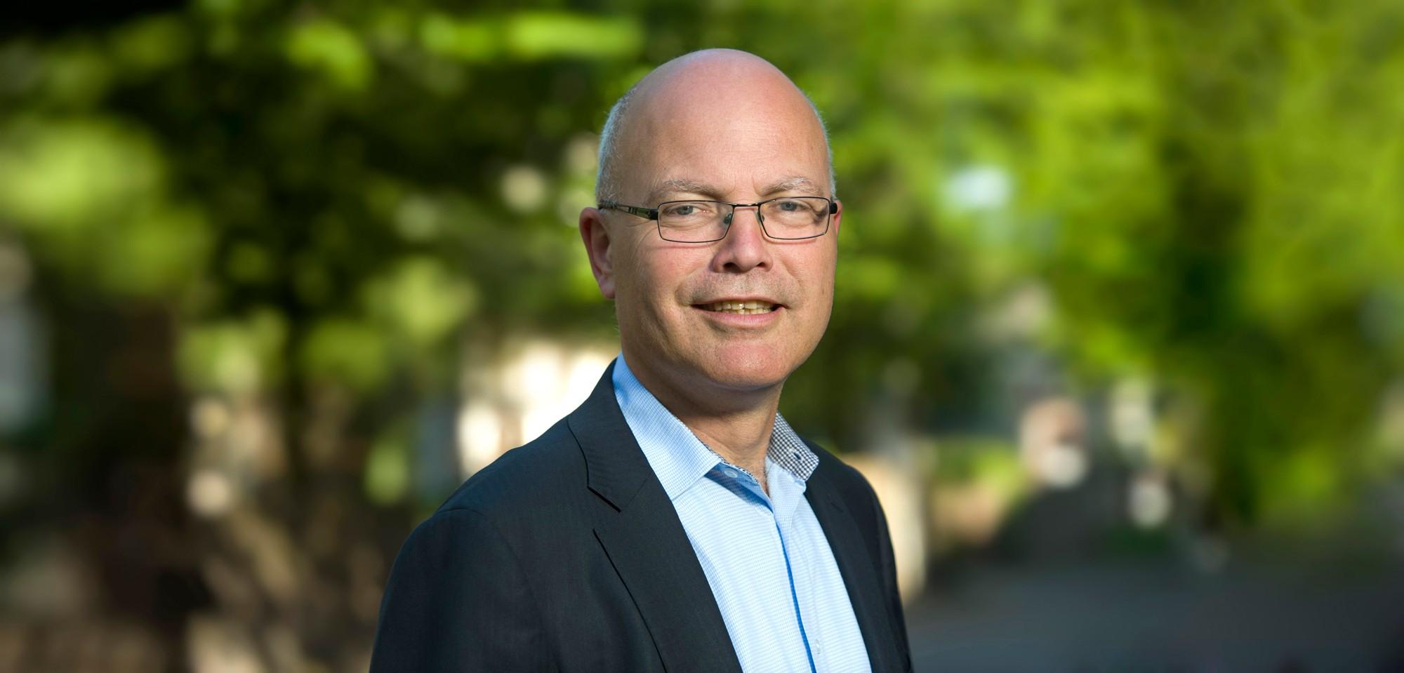 Emile Kolthoff: 'We staan op een keerpunt in de strijd tegen ondermijnende criminaliteit' © Geert Nijland / Avans Hogeschool